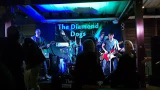 Coming Down The Angels cover - The Diamond Dogs Band Sydney