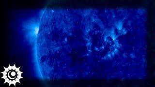 2 Wochen Finsternis - angeblich wird die Sonne bald blau