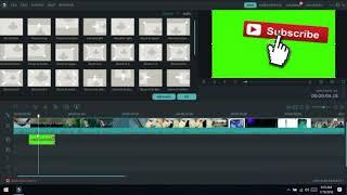 Cara menambahkan animasi Subscribe pada video Youtube dengan Wondershare Filmora