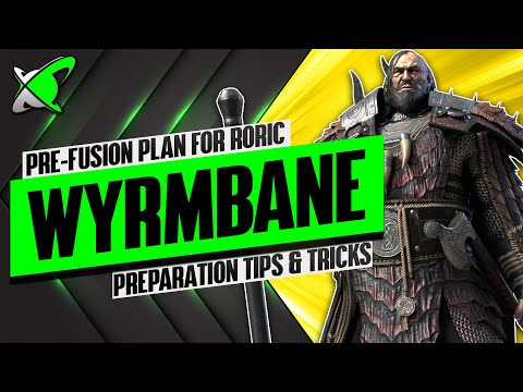 NEW FUSION RORIC WYRMBANE... Are You Ready? | Pre-Fusion Plan | Tips & Tricks | RAID: Shadow Legends