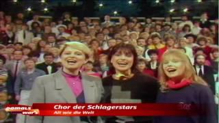 Chor der Schlagerstars - Alt wie die Welt 1984