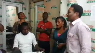 Apostle Oko Hackman at adom live worship