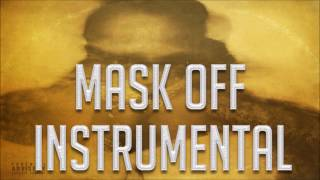 Future - Mask Off [Official Instrumental]