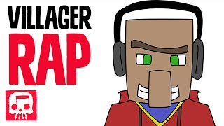 Villager Rap by JT Machinima (feat. ReadyUpLive, DefMatch, MimicGhost) - Minecraft Rap