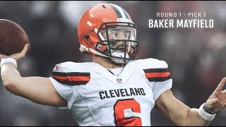 "BAKER MAYFIELD WELCOME TO THE CLEVELAND BROWNS MIX - ""ALL GIRLS ARE THE SAME"" Ft. Juice Wrld"