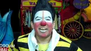 Clowning Around In Baltimore At The Circus