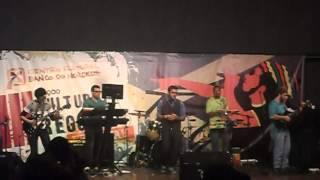 Trem de Zion - Dina (Cultural Reggae Festival 2014)