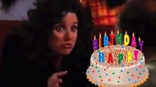 [Seinfeld] Happy Birthday Song feat. Elain Benes