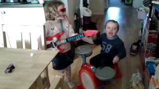 'A Little Bit of Chaos' jam session