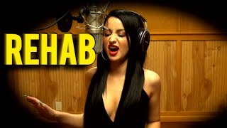 Rehab - Amy Winehouse (Cover) - Tori Matthieu - Ken Tamplin Vocal Academy
