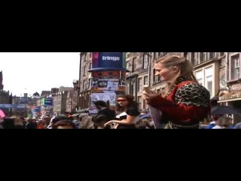 Edinburgh Festival Fringe 2010 – The Worlds Largest Arts Festival