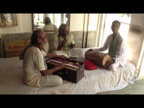 Rites with music in Janakpur, Nepal