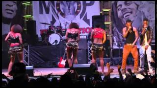 Lace And Olamide Performance @ African Shrine