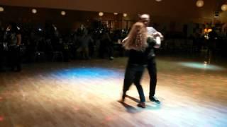 Taller Semba Sabor y Baile Feb 2016 Javi & Belen JB Kizomba