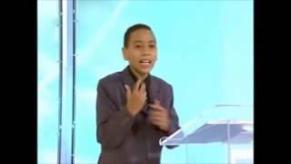 Um dos melhores pregadores mirins| PREGADOR MIRIM