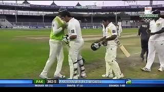 historical moments Pakistan won the test series against West Indies ! width=