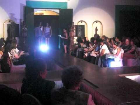 """Hotel El Convento (León- Nicaragua) Pasarela Fashion Show """"Luchando por la Vida"""""""