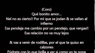 """Que Bonito Amor"" Manhy Ft. Breiky + Letra || RAP||"