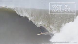 Derek Dunfee at Puerto 3 - 2015 Billabong Ride of the Year Entry - XXL Big Wave Awards