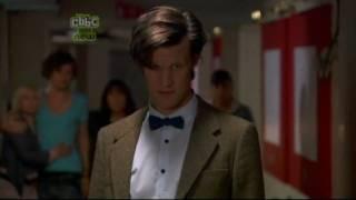 SJA - Sarah Jane meets the Eleventh Doctor