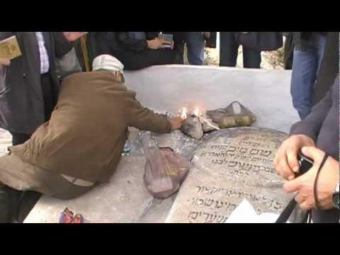 Hiloulá – Peregrinación a la tumba del Rabbí Isaac Bengualid (Tetuán – Marruecos).