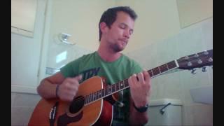 Inaudible Melodies - Jack Johnson Live Cover with Lyrics by Jonathan David