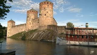East of Finland: Savonlinna, Kuopio, etc: Finnish Lakeland with thousands of lakes