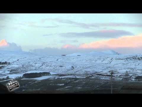 Timelapse – Campsie Fells, Scotland.
