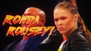 ► Ronda Rousey || Custom Titantron ᴴᴰ ◄
