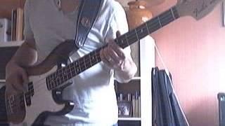 Stillness Of Heart - Lenny Kravitz [ Bass Cover + Tabs ]
