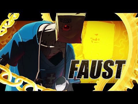 WTFF::: Faust Can Eat His Opponent in Guilty Gear Strive and It\'s Freaked Us Out