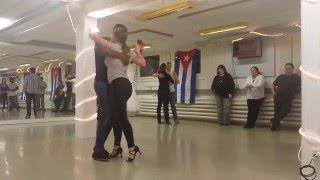 Semba // Cristina & Pablo ( Beijo Rainha - Matias Damásio ) BERN