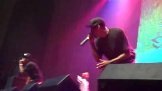 """Wiz Khalifa """"Still Blazin """" Waken Baken Tour Live Orpheum Theatre Madison, WI 10/01/10"""