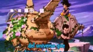 Opening Dragon Ball GT Latino (con letra)