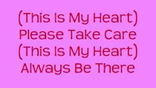 Jennifer Hudson My Heart