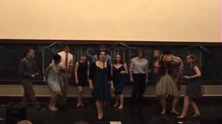 Gimme Gimme Gimme (Vassar Devils A Cappella 2012)