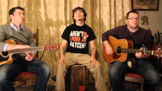 The Shruggs   Hey Brother Cover   Busk Abu TG4