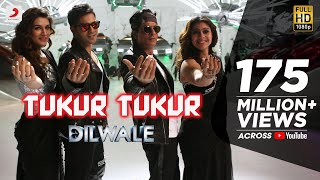 Tukur Tukur - Dilwale | Shah Rukh Khan | Kajol | Varun | Kriti | Official New Song Video 2015 width=