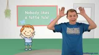The Tattling Song | Music for Classroom Management