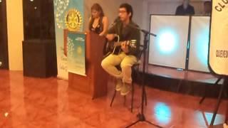 Vuelve conmigo - TITO ANDRE - Cover ( Pablo Alborán )