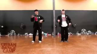 Hilty   Bosch Turn Up The Music  by Chris Brown Choreography Urban Dance Camp