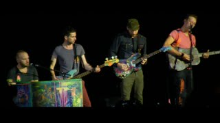 Coldplay - Speed of Sound - Live From Poland Warsaw HD Multicam