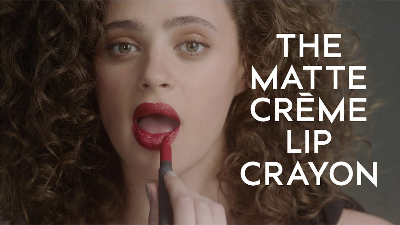 Meet the Matte Crème Lip Crayon | BITE BEAUTY