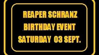 REAPER SCHRANZ - BIRTHDAY EVENT (teaser)