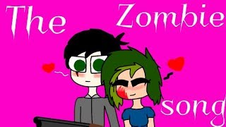 ~{THE ZOMBIE SONG}~ [Animation] Thanks For 85 subscribed!!!!