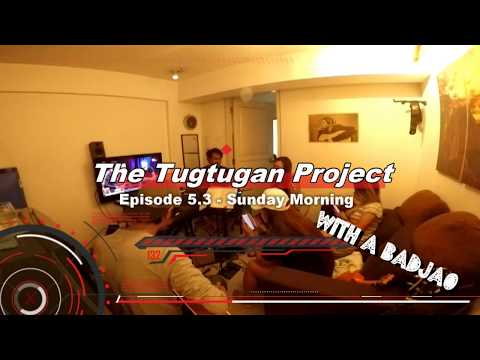 The Tugtugan Project Episode 5.3 – Sunday Morning