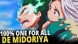 O dia em que DEKU DOMINOU 100% ONE FOR ALL - Boku no Hero Academia - Anishounen