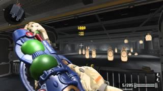Warface Supersoaker/Aquatic Assasinator in Safehouse