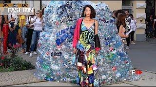 ROUSSIN by SOFIA ROUSINOVICH Spring Summer 2019 Ukrainian FW - Fashion Channel