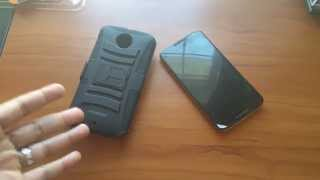 Nexus 6 Case by MoKo Holster Cover with Kickstand and Belt Clip Part 2